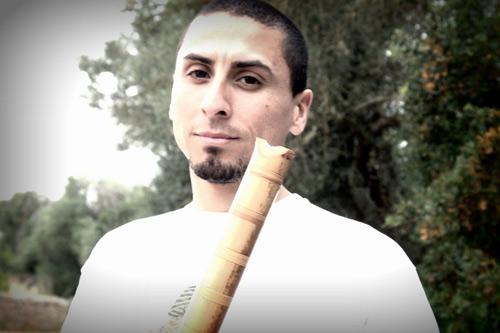 Shakuhachi-Rodrigo Rodriguez